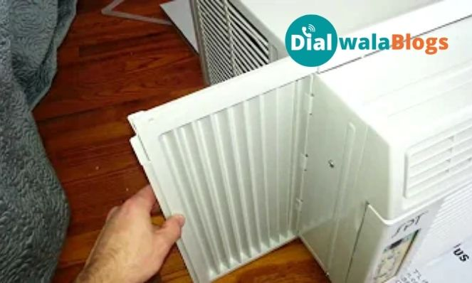 ac with side panel