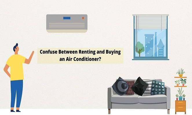 Confuse Between Renting and Buying an Air Conditioner
